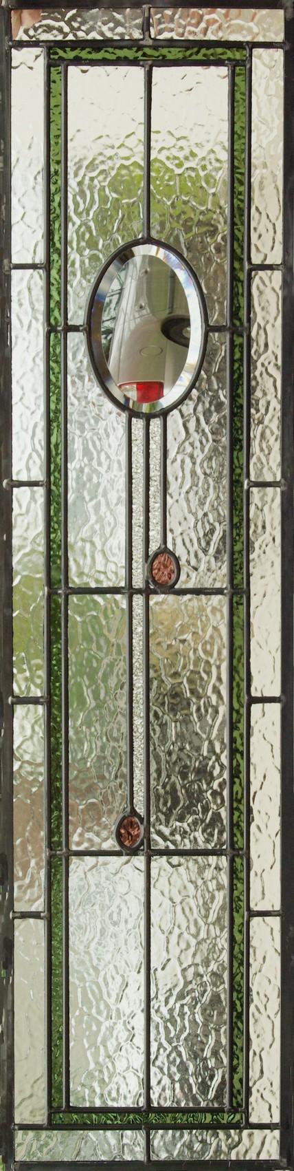 Emerald & Leadlight Glass Panelling in Heritage Doors | Statesman Doors