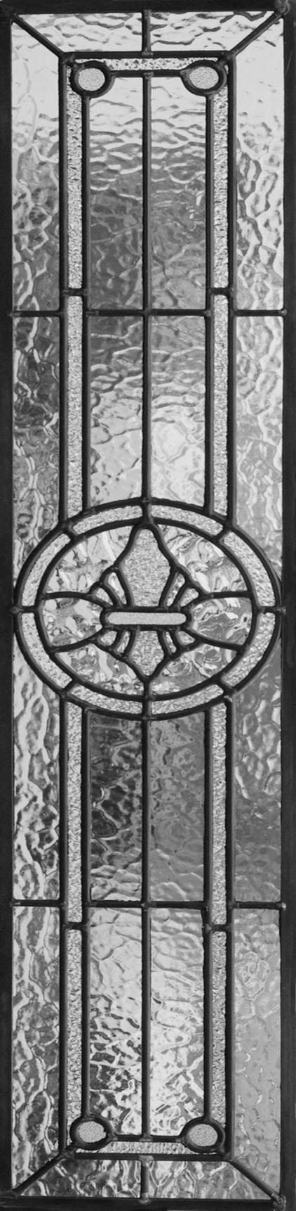Shield & Leadlight Glass Panelling in Heritage Doors | Statesman Doors